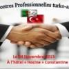 Rencontre Professionnelle turko-algériennes