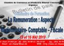 Séminaire de formation «LA REMUNERATION : ASPECTS REGLEMENTAIRE- COMPTABLE – FISCAL ET TECHNIQUE «